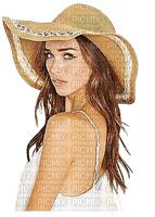 Fille.Femme.Woman.Girl.Spring.Printemps.Primavera.Hat.chapeau.sombrero.capelina.Victoriabea