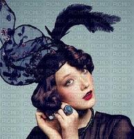 image encre femme fashion noir gris cru visage ink ivk deco edited by me