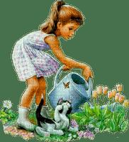 Kaz_Creations Baby Enfant Child Girl Deco Garden