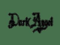 dark angel gothic text ange gothique