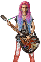 woman with guitar bp
