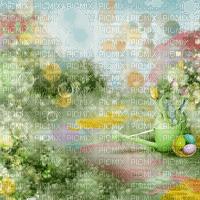 spring printemps frühling primavera весна wiosna  fond background  flower fleur blossom bloom blüte fleurs blumen    garden jardin  paysage landscape grass easter ostern Pâques paques  egg tube
