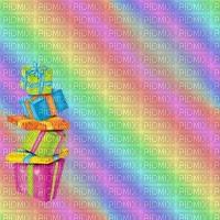 image encre bon anniversaire couleur mariage effet arc en ciel cadeaux  edited by me