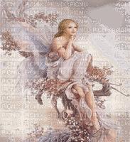 pink fairy fantasy