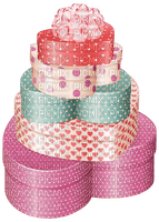 Kaz_Creations Gift Box Birthday Ribbons Bows  Occasion Colours