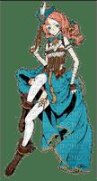 anime stempunk