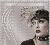 image encre couleur texture effet femme visage perles mariage edited by me