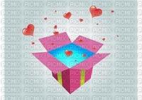 image encre bon anniversaire color effet coeur cadeau  edited by me