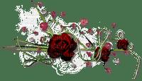 flowers deco fleurs rouge