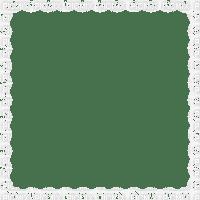 Cadre blanc WHITE TRansparent frame