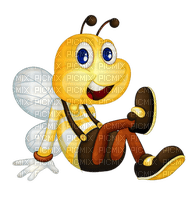 Kaz_Creations Cute Cartoon Love Bees Bee Wasp