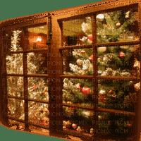 christmas window noel fenetre