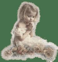 vintage child praying Joyful226