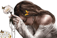 mujer triste by EstrellaCristal