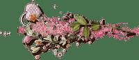 fleur deco flowers border