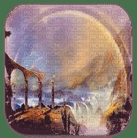 fantasy paysage landscape greece mythoogie