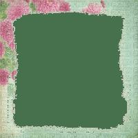 cadre vert pink frame green