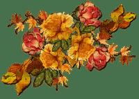 automne fleur deco autumn flowers