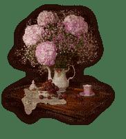 minou-pink-flower-blomma-fiori-fleur-bord-table-kopp-cup