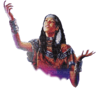 Kaz_Creations Native Indian Woman Femme