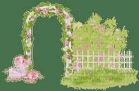 spring printemps frühling primavera весна wiosna   garden jardin tube deco fleur bloom blüten blossom flower nature door gate bogen