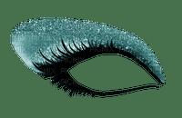 Eye, Eyes, Eyelash, Eyelashes, Eyeshadow, Makeup, Teal - Jitter.Bug.Girl