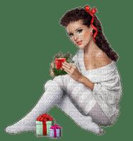 woman femme frau      christmas noel xmas weihnachten Navidad рождество natal tube