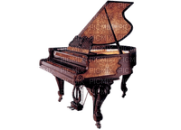 Kaz_Creations Deco Piano