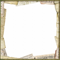 frame vintage postcard cadre deco