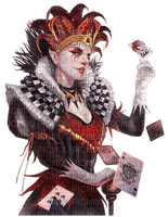 carte de la dame