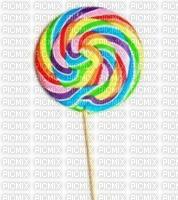 sucette multicolor