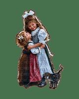 Enfants amitiè vintage- Child friendship vintage
