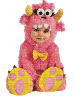 animal monster costume child enfant bebe