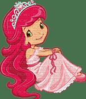 strawberry shortcake charlotte aux fraise