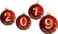 2019 christmas ball  boules noel deco