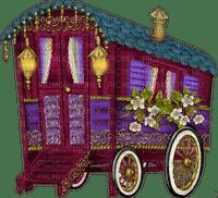 cypsy caravan gitane wagon