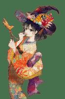 Anime Girl Halloween