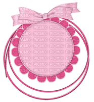 Kaz_Creations Deco Circle  Ribbons Bows Tags Colours