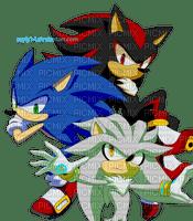 Sonic Silver Shadow