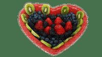 coeur fruits