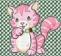 strawberry shortcake cat