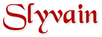 sylvain prénom