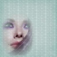 image encre femme visage texture couleur edited by me