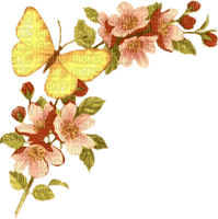 Kaz_Creations Deco-Flowers-Fleurs-Butterfly