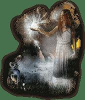 woman fairy femme feerie