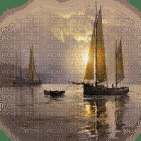 sail boat paysage ocean bateau