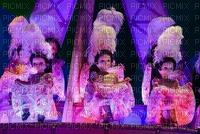 image encre couleur effet cadre bon anniversaire  edited by me