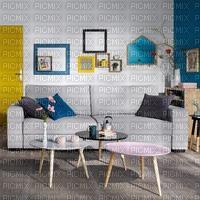 Fond salon living room background