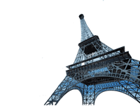 Paris - Eiffel tour