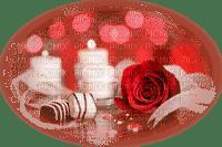 patymirabelle bougie et rose